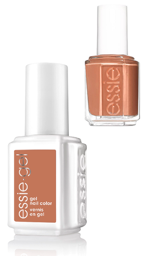 Essie Gel + Lacquer - #645G #645 Cliff Hanger - Rocky Rose Collection