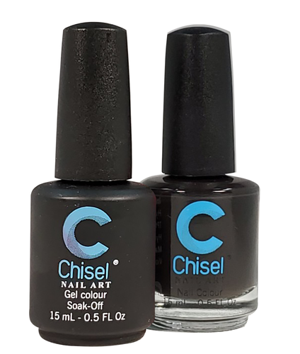 Chisel Matching Gel + Lacquer .5 oz - SOLID 5