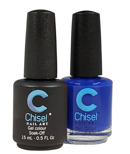 Chisel Matching Gel + Lacquer .5 oz - SOLID13