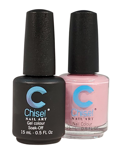 Chisel Matching Gel + Lacquer .5 oz - SOLID14
