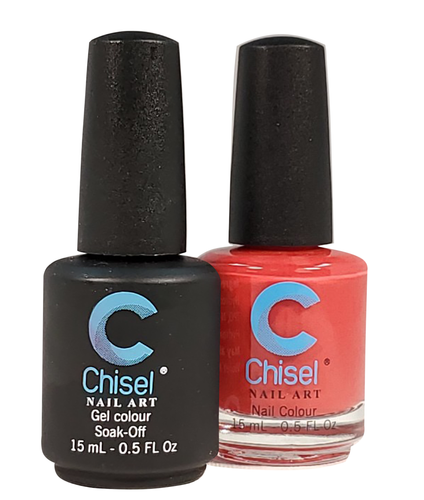 Chisel Matching Gel + Lacquer .5 oz - SOLID16