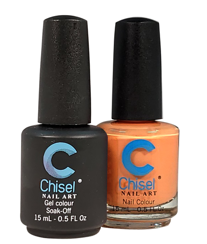 Chisel Matching Gel + Lacquer .5 oz - SOLID27