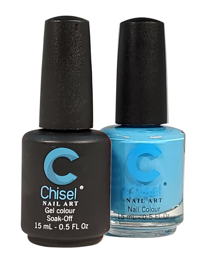 Chisel Matching Gel + Lacquer .5 oz - SOLID32