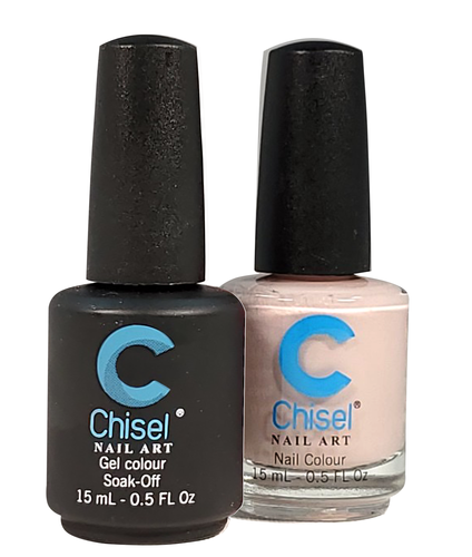 Chisel Matching Gel + Lacquer .5 oz - SOLID36