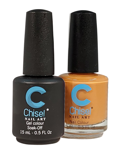Chisel Matching Gel + Lacquer .5 oz - SOLID39