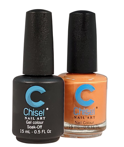 Chisel Matching Gel + Lacquer .5 oz - SOLID98