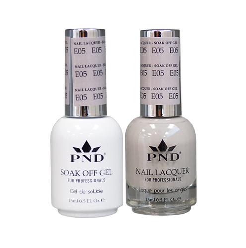 PND Matching Gel + Lacquer - #E05