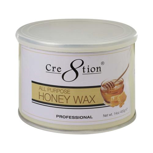 Cre8tion Wax - #21134 All Purpose Honey 14 oz