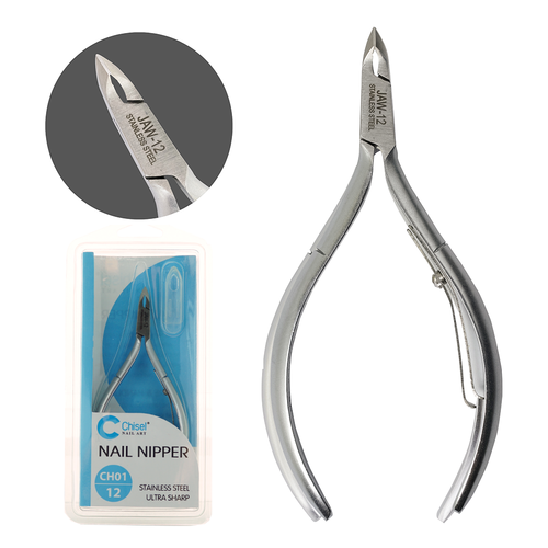 20% Off Chisel Stainless Steel Cuticle Nipper CH01 (Choose from 3 Sizes)