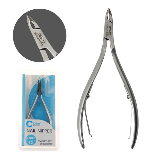 20% Off Chisel Stainless Steel Cuticle Nipper CH07 (Choose from 3 Sizes)