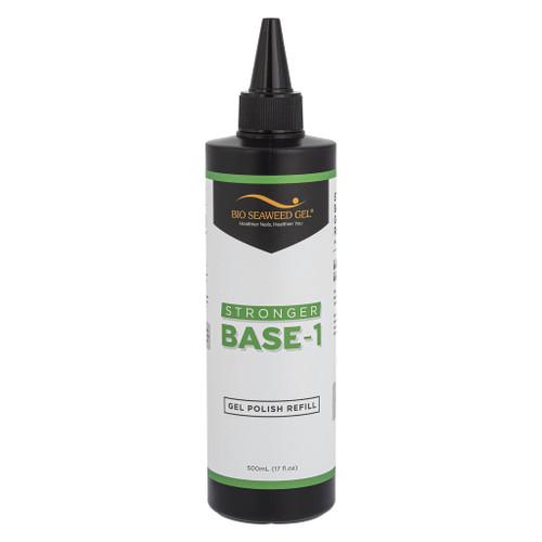 Bio Seaweed Gel - STRONGER BASE-1 GEL EZ Refill Size 17 oz