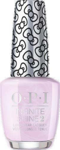 OPI Infinite Shine - #HRL33 A Hush of Blush - Holiday Hello Kitty .5 oz