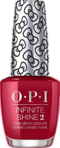 OPI Infinite Shine - #HRL36 A Kiss On The Chic - Holiday Hello Kitty .5 oz