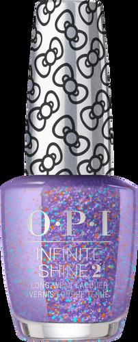 OPI Infinite Shine - #HRL37 Pile On The Sprinkles - Holiday Hello Kitty .5 oz