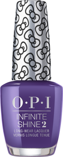 OPI Infinite Shine - #HRL38 Hello Pretty - Holiday Hello Kitty .5 oz