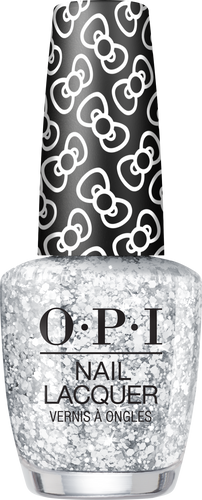 OPI Lacquer - #HRL01 Glitter to My Heart - Holiday Hello Kitty .5 oz