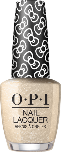OPI Lacquer - #HRL10 Many Celebrations To Go! - Holiday Hello Kitty .5 oz