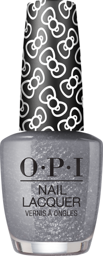 OPI Lacquer - #HRL11 Isn't She Iconic! - Holiday Hello Kitty .5 oz