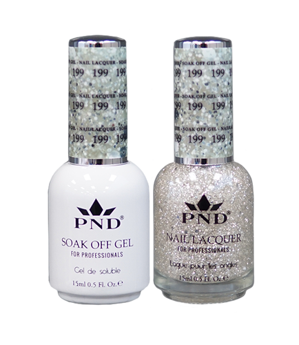 PND Duo: Gel+Lacquer - #199
