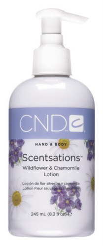 CND Wildflower & Chamomile Lotion 8.3oz