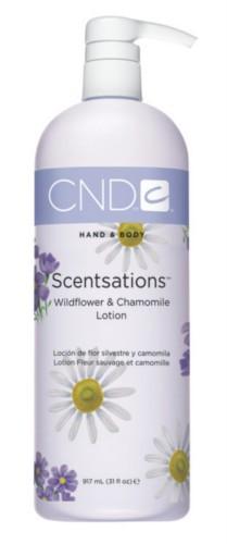 CND Wildflower & Chamomile Lotion 31oz
