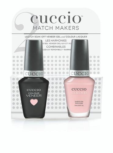 Cuccio Match Makers - #CCMM-1008 (6007) Texas Rose