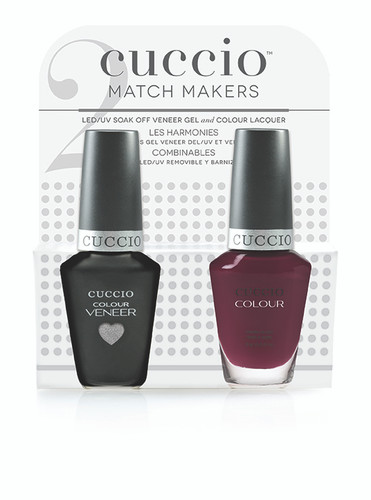 Cuccio Match Makers - #CCMM-1016 (6015) Playing in Playa Del Carmen