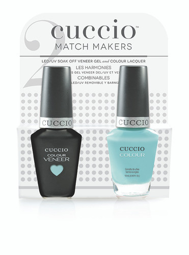 Cuccio Match Makers - #CCMM-1086 (6081) Breakfast in NYC