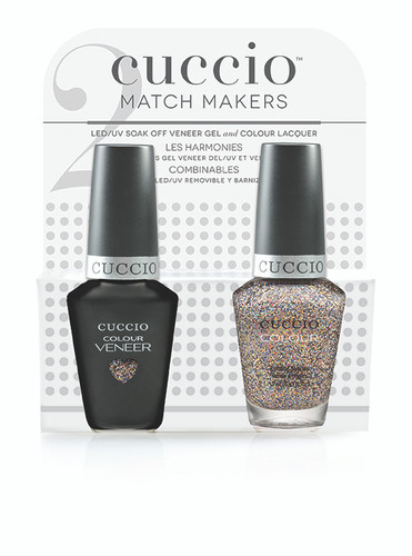 Cuccio Match Makers - #CCMM-1099 (6120) Bean There, Done That