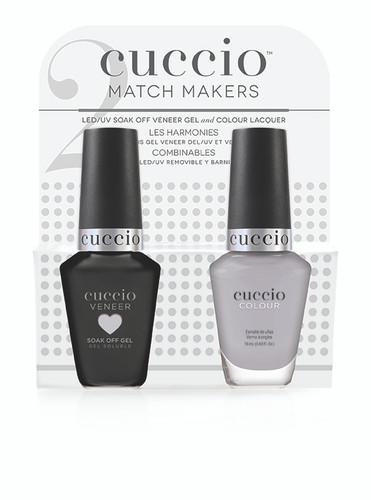 Cuccio Match Makers - #CCMM-1238 I Wonder Where