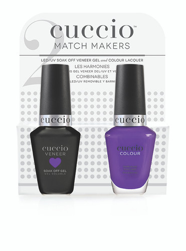 Cuccio Match Makers - #CCMM-1253 Water You Doing?