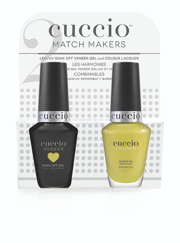 Cuccio Match Makers - #CCMM-1255 Seriously Celsius