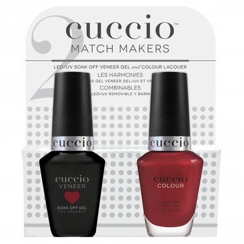 Cuccio Match Makers - #CCMM-1258 Rock Solid
