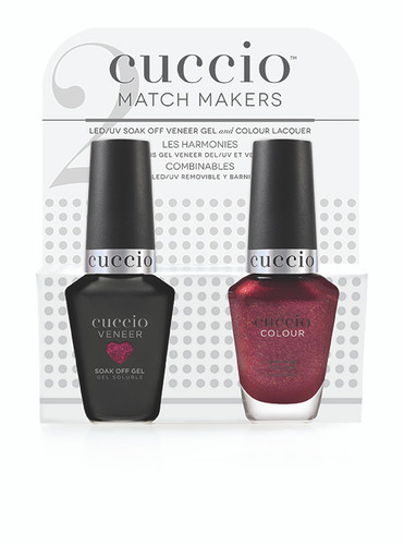 Cuccio Match Makers - #CCMM-1268 Cheers to New Years
