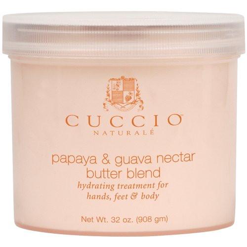 Cuccio Papaya & Guava Nectar Butter Blend 26 oz