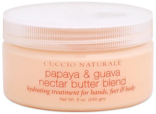 Cuccio Papaya & Guava Nectar Butter Blend 8 oz
