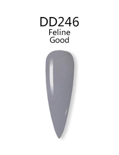 iGel Dip & Dap Powder 2oz - DD246 Feline Good
