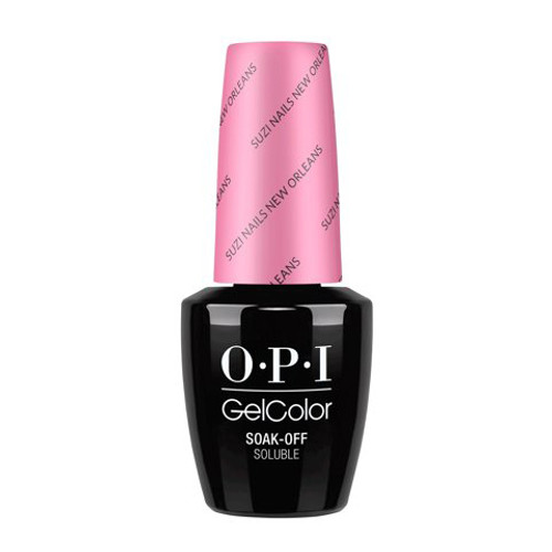 OPI GelColor (BLK) - #GCN53 - Suzi Nails New Orleans