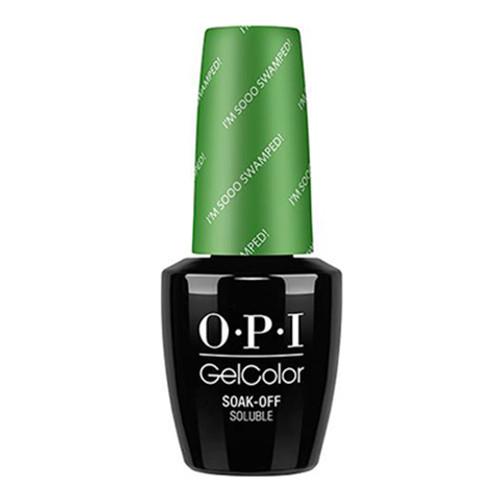 OPI GelColor (BLK) - #GCN60 - I'm Sooo Swamped!