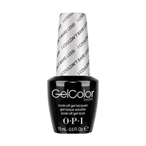 OPI GelColor (BLK) - #GCT70 - I Couldn't Bare less!