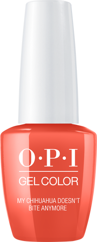 OPI GelColor - #GCM89 My Chihuahua Doesn?t Bite Anymoreÿ - Mexico City Collection .5 oz