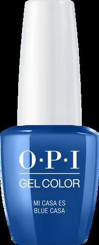 OPI GelColor - #GCM92 Mi Casa Es Blue Casa - Mexico City Collection .5 oz