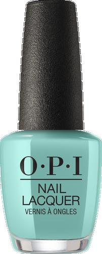 OPI Lacquer - #NLM84 Verde Nice to Meet You - Mexico City Collection .5 oz