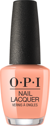 OPI Lacquer - #NLM88 Coral-ing Your Spirit Animalÿ - Mexico City Collection .5 oz