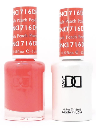 DND Duo Gel - #716 PEACH
