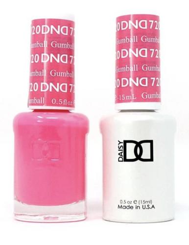 DND Duo Gel - #720 GUMBALL