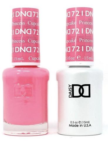 DND Duo Gel - #721 PRINCESS CUPCAKE