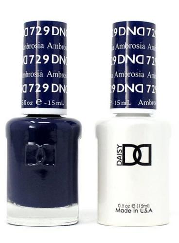 DND Duo Gel - #729 AMBROSIA
