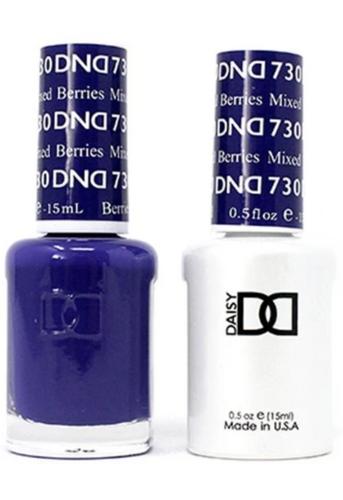 DND Duo Gel - #730 MIXED BERRIES