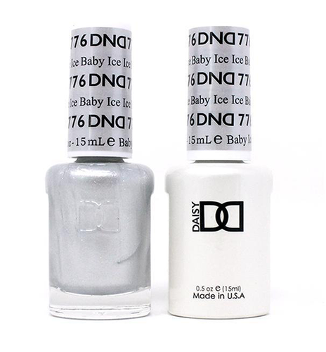 DND Duo Gel - #776 ICE ICE BABY